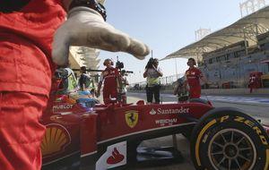 Alonso y el futuro: seguir o no seguir en Ferrari, he aquí el dilema