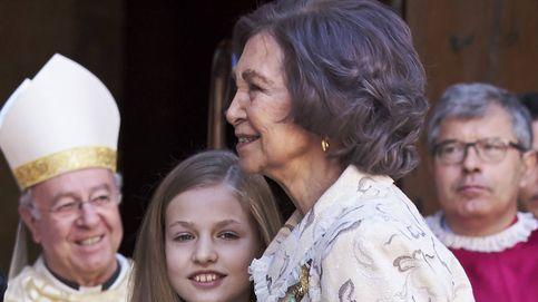 El papel de la reina Sofía en el debut de Leonor en los Premios Princesa de Asturias