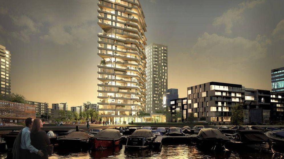 Rascacielos: Por qué la madera es el nuevo material de moda para ...