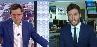 Post de Diego Losada, periodista de TVE, pide perdón por llamar