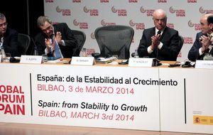 El Ibex entierra la crisis, pero alerta contra la autocomplacencia