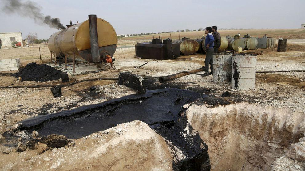 Viaje al centro del negocio petrolero del ISIS