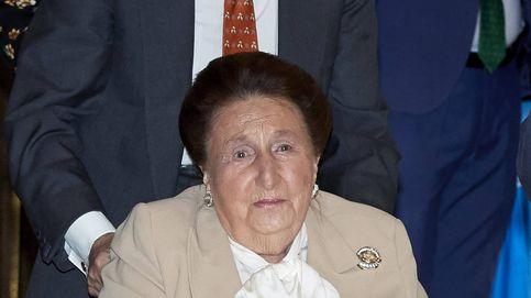 Las curiosas declaraciones de doña Margarita (que desvelan el paradero del rey Juan Carlos)