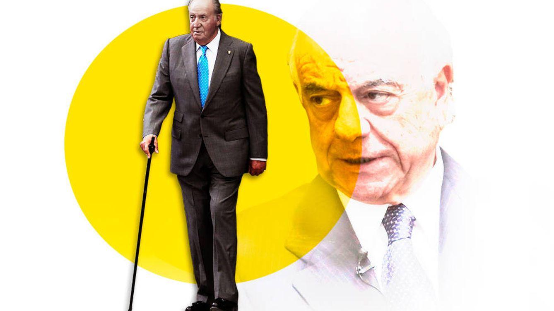 BBVA investigó al rey Juan Carlos: su visita clave a una finca de Abelló en Toledo