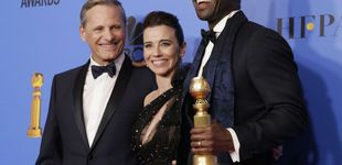 Post de 'Green Book', vencedora en unos Globos de Oro muy repartidos en cine y series