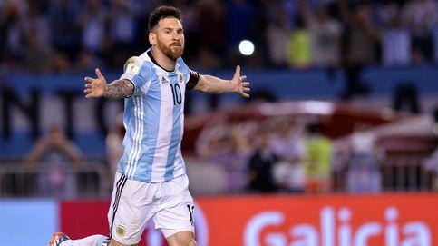 Messi, suspendido por la FIFA con cuatro partidos por insultar a un asistente