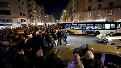 Manifestación de jubilados por unas pensiones dignas