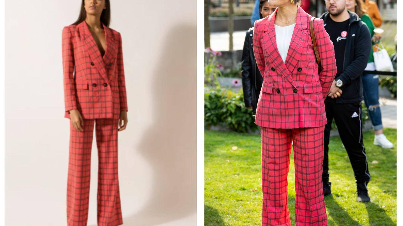 Victoria y su otro traje de chaqueta. (Cordon Press)