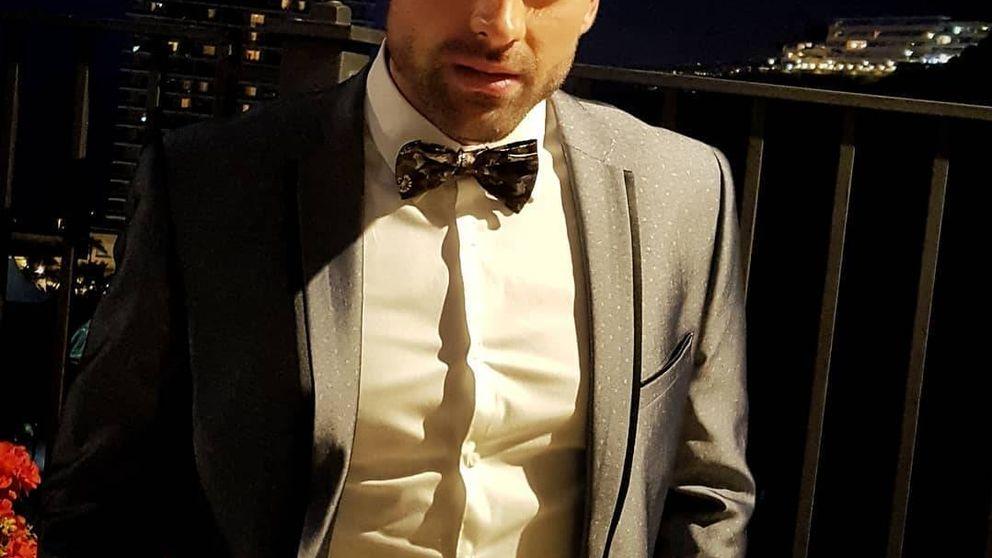 El ex de Ivonne Reyes (y concejal del PP) que ahora es el más guapo del mundo