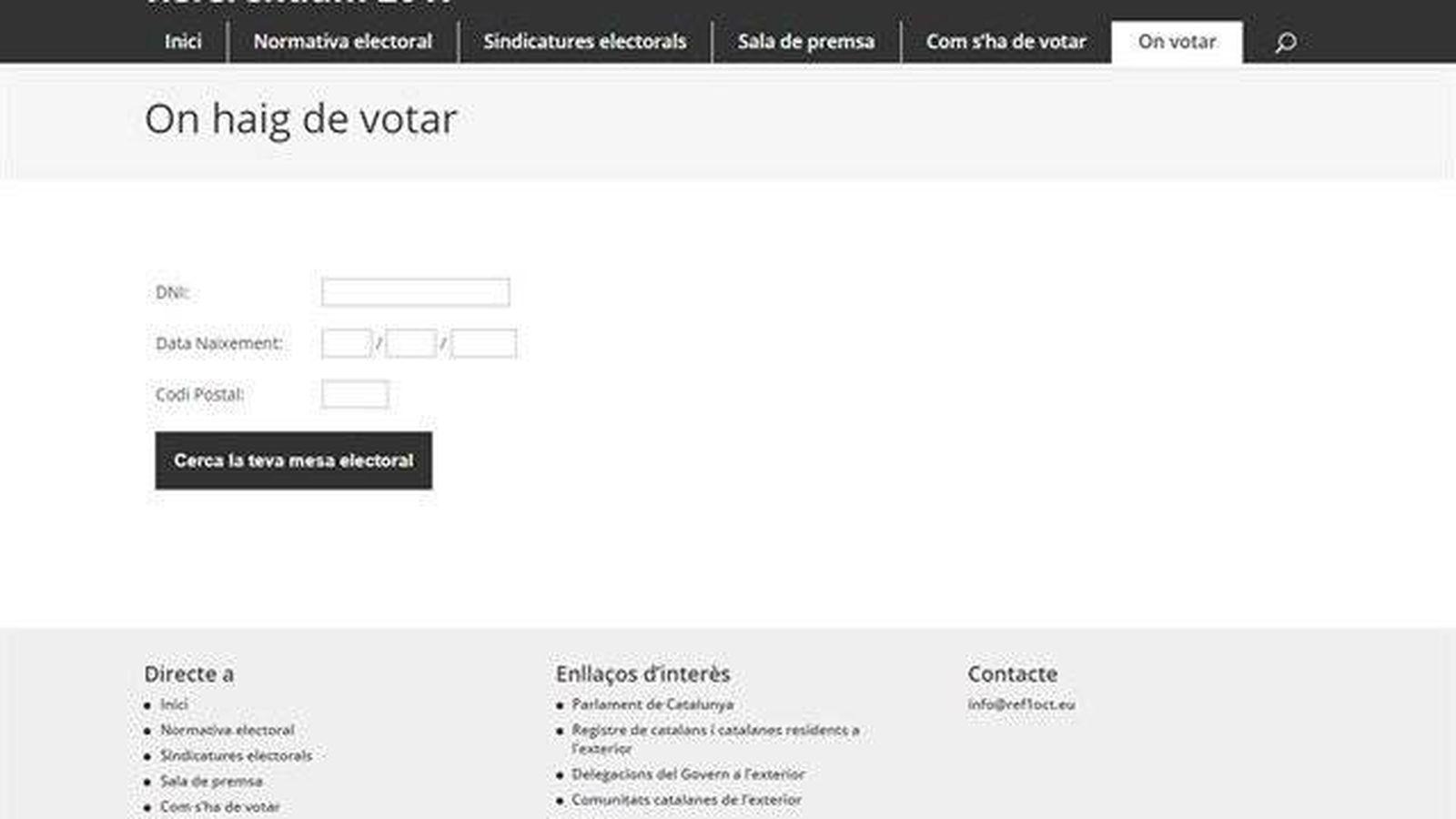 Foto: Página web (EC)