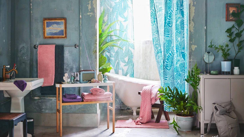 Decora tu baño con Ikea. (Cortesía)