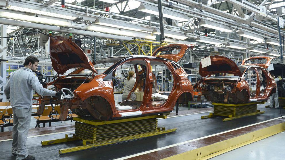La automoción lidera las exportaciones