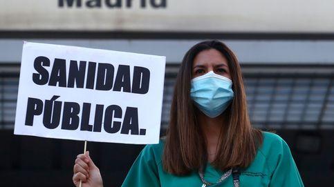 Los MIR se hartan y convocan una huelga por el abandono de la sanidad madrileña