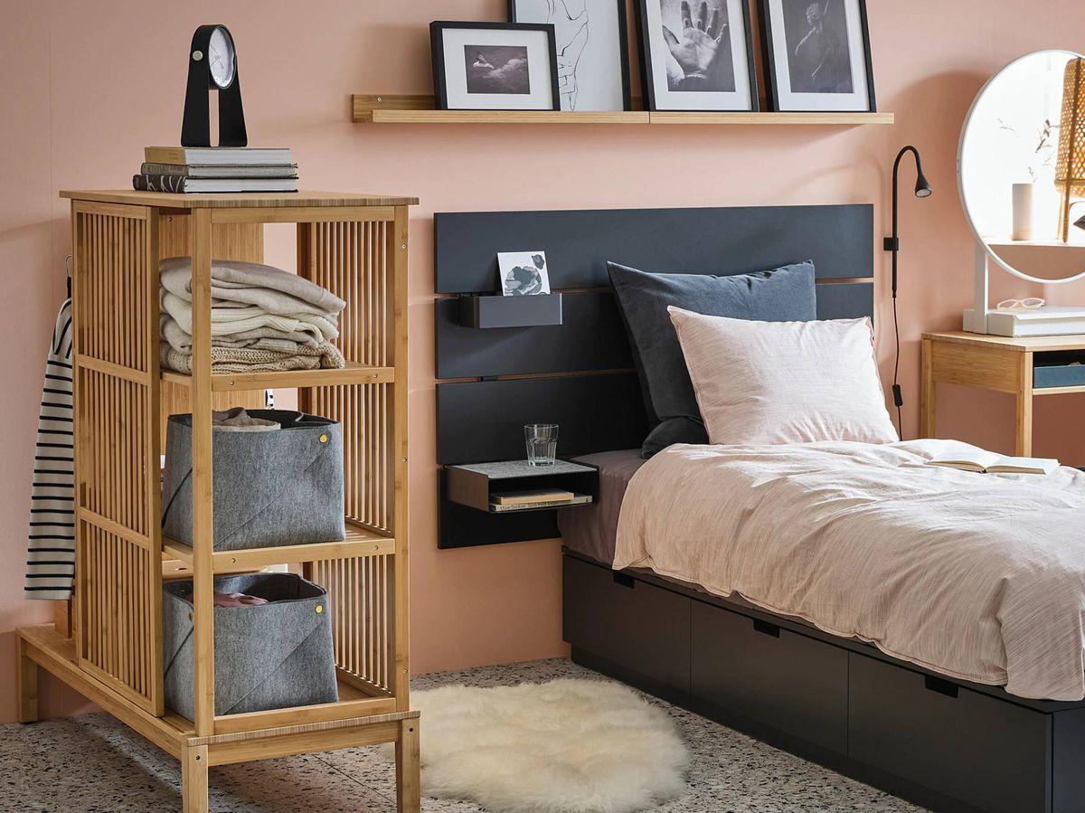 Foto: Muebles de bambú, éxito de ventas en Ikea. (Cortesía)