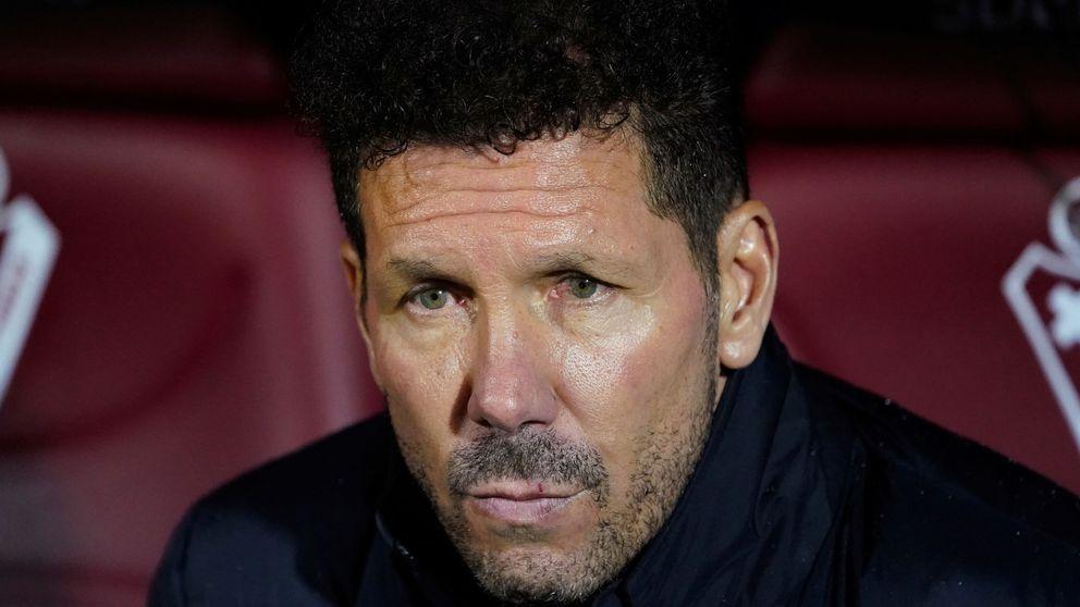 El calvario de Simeone en el Atlético de Madrid y por qué no le despide Gil Marín