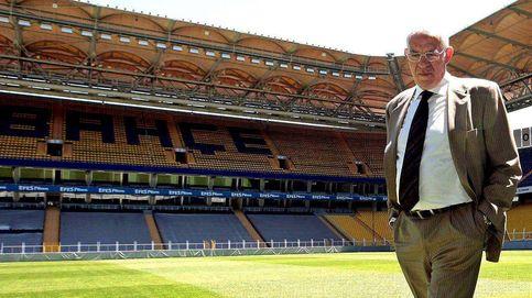 Luis Aragonés en el Barça: ganar, ganar y volver a ganar en tiempos revueltos