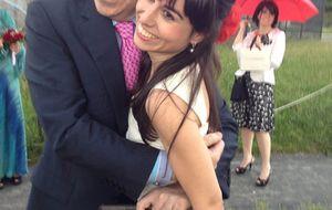 Foto: Boda de María Ramírez, hija de Pedro J., con Eduardo Suárez