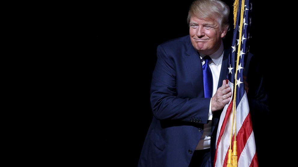 La paradoja de Donald Trump: nieto, hijo y marido de inmigrantes