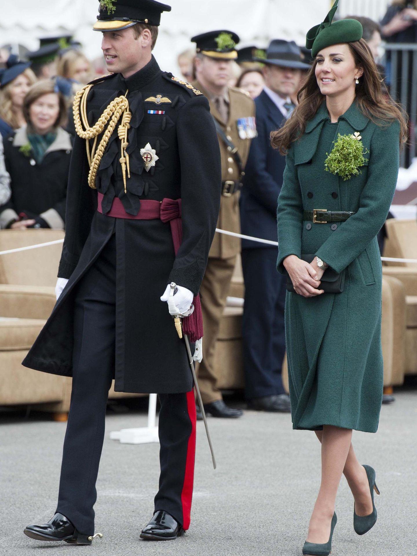 La duquesa, en 2014. (Reuters)