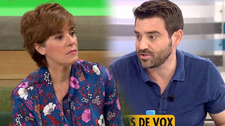 Anabel Alonso arremete contra Javier Negre por su polémico vídeo de un concierto de Taburete: ¿Esa era tu intención?