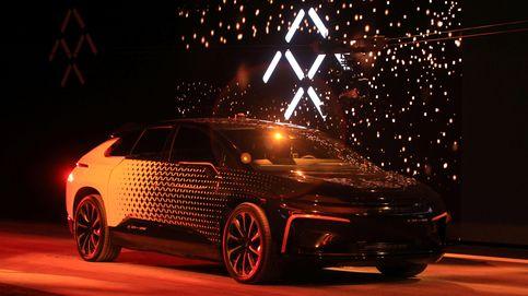 Faraday Future FF 91, así es el nuevo coche eléctrico anti-Tesla más rápido del planeta