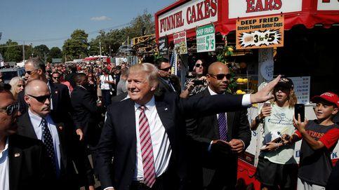 Donald Trump vuelve a ponerse en cabeza, según una encuesta de la CNN