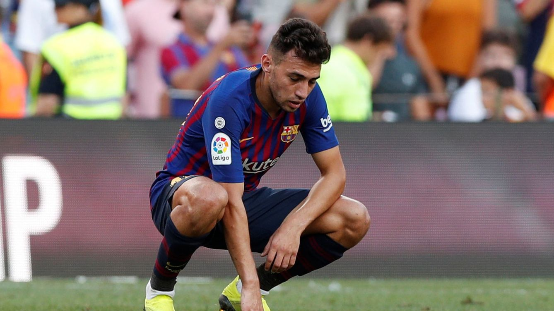 Munir, el siguiente en huir: ser delantero suplente del Barcelona es una cruz