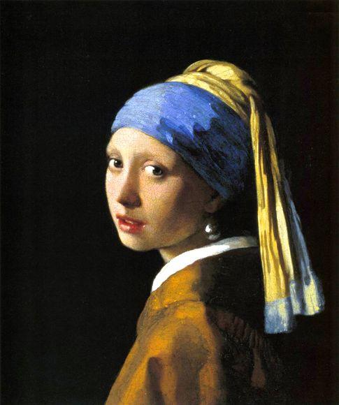 Foto: 'La joven de la perla', de Johannes Vermeer