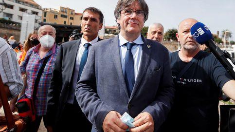 Aragonès y Puigdemont se dan una tregua, pero ERC insiste en la mesa de diálogo