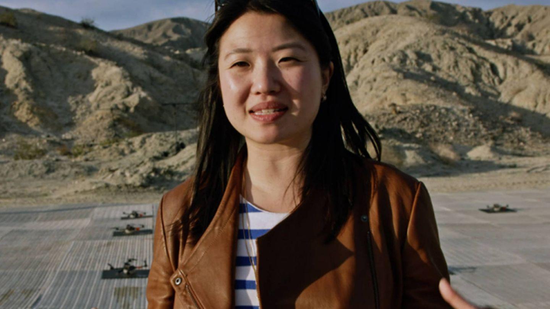 Natalie Cheung desarrolla espectáculos con drones | Intel