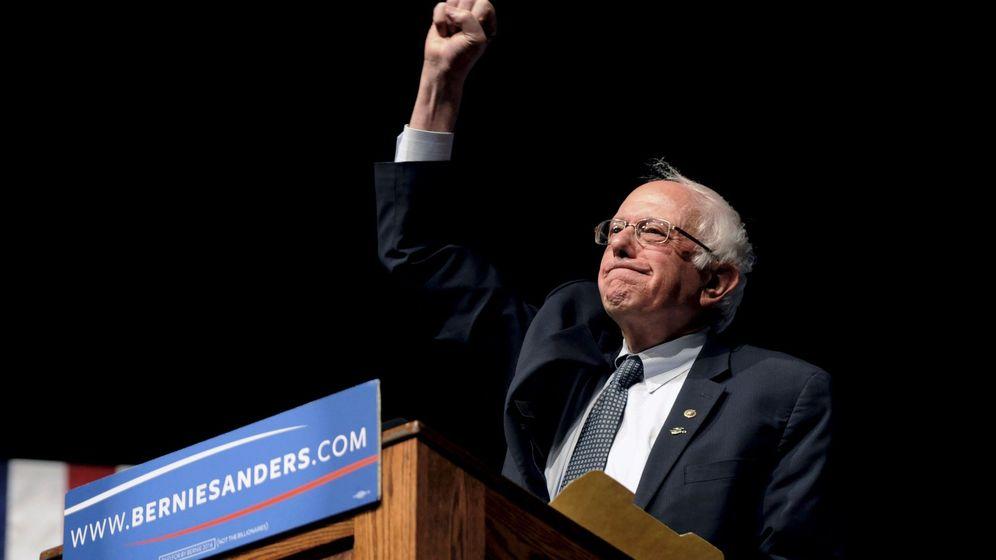 Foto: El candidato demócrata para presidente de los Estados Unidos Bernie Sanders. (Reuters)