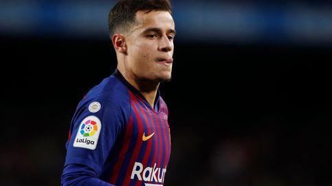 Coutinho, un año lejos de las expectativas y sin sitio en el once del Barcelona