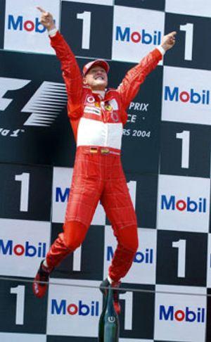 """Schumacher está """"sorprendido"""" y """"honrado"""""""