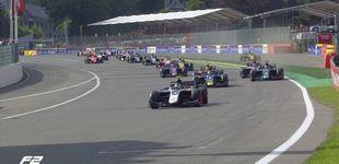 Post de Fallece un piloto de Fórmula 2 en un escalofriante accidente en Bélgica
