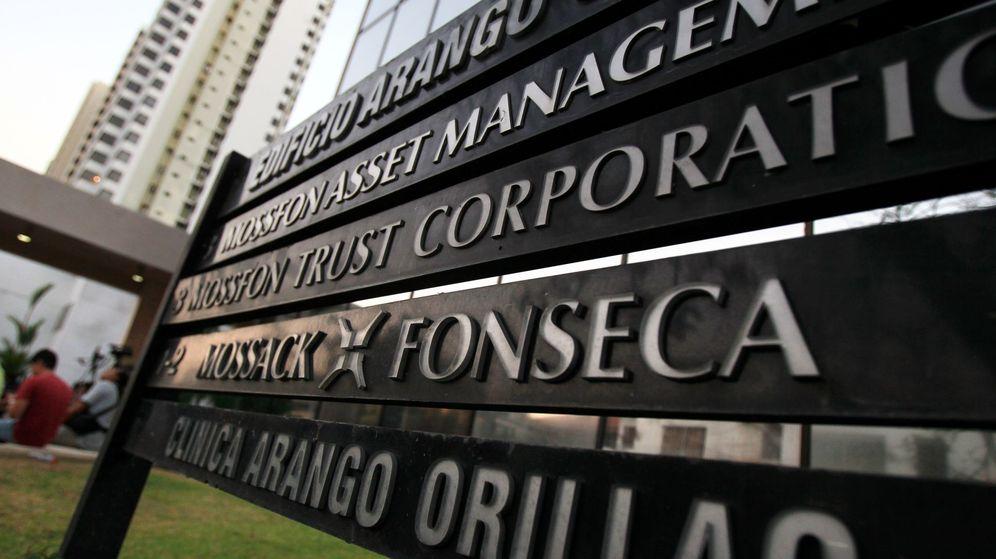 Foto: La sede del bufete Mossack Fonseca en Panamá. (EFE)