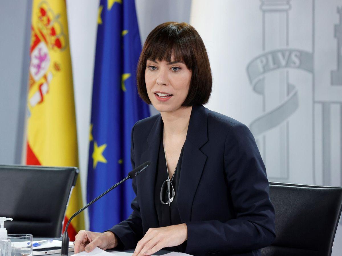 Foto: La ministra de Ciencia e Innovación, Diana Morant. (EFE)