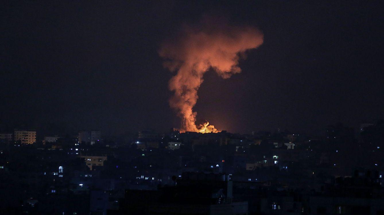 Una masiva ofensiva israelí deja ya 119 muertos en Gaza, 31 de ellos menores