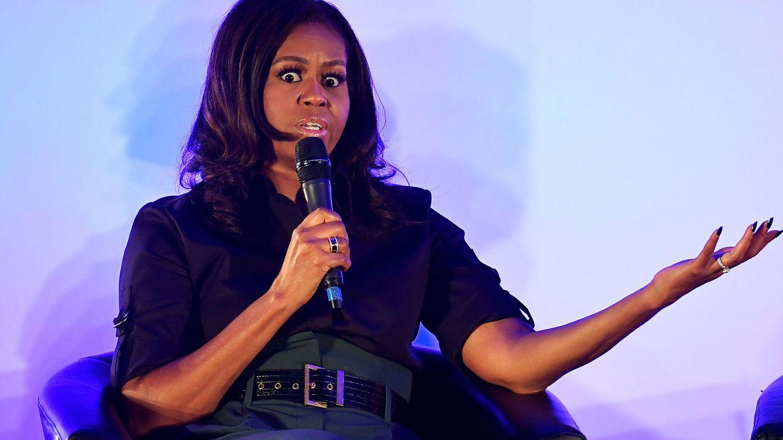 Michelle Obama se confiesa: Aún sufro el síndrome de ser una impostora