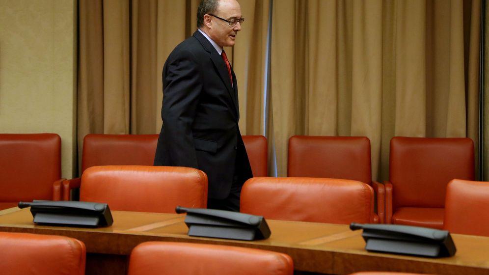 Foto: - El gobernador del Banco de España, Luis María Linde. (EFE)