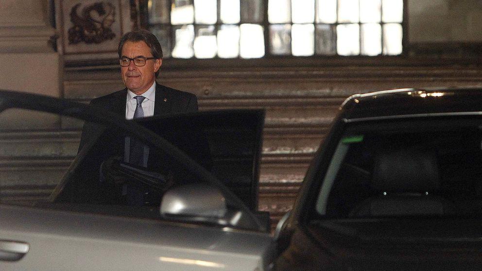 Cama redonda del independentismo catalán