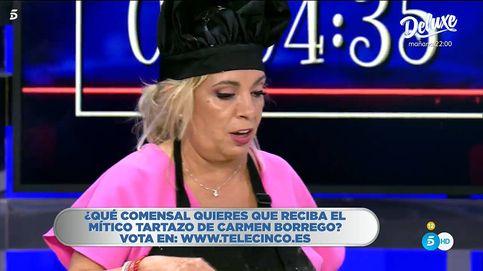 ¡No me insultes!: Kiko lleva al límite a Carmen Borrego en 'La última cena'