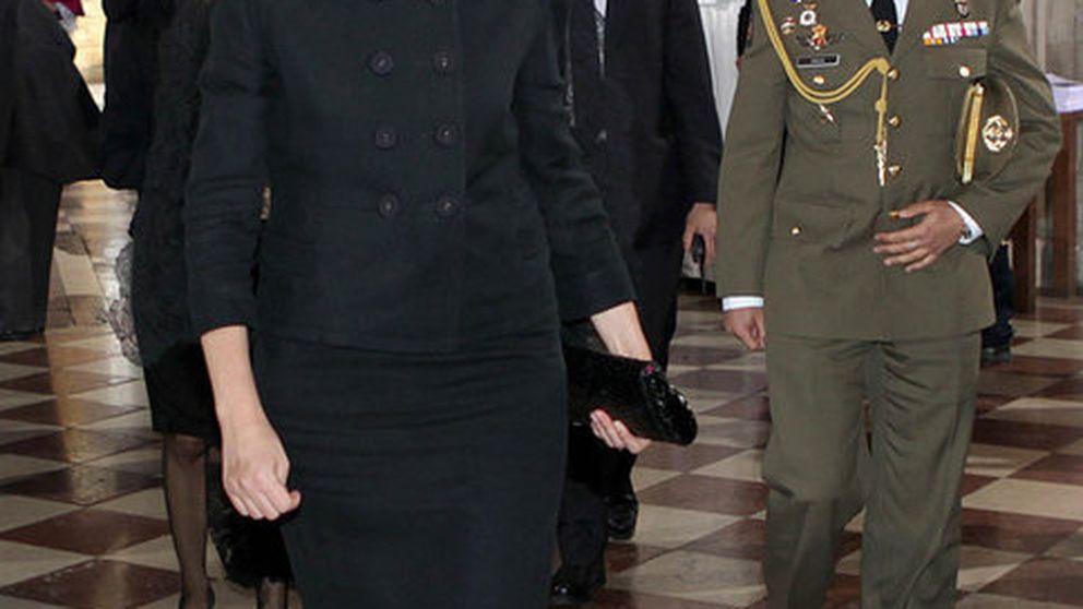 La Infanta Cristina, en el entierro de Otto de Habsburgo