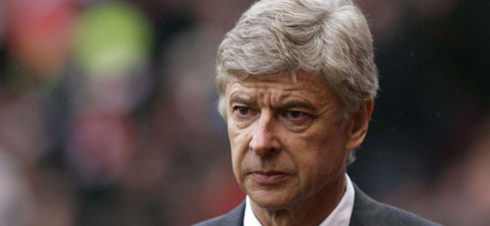 """Arsene Wenger, sobre el Real Madrid: """"La Champions no se compra con dinero"""""""