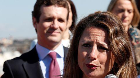 La candidata del PP en Castellón denuncia pintadas con lazos amarillos en su casa