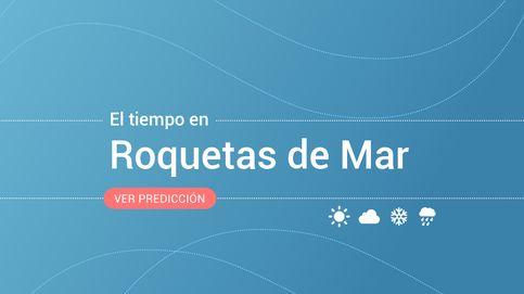 El tiempo en Roquetas de Mar: previsión meteorológica de hoy, miércoles 21 de agosto