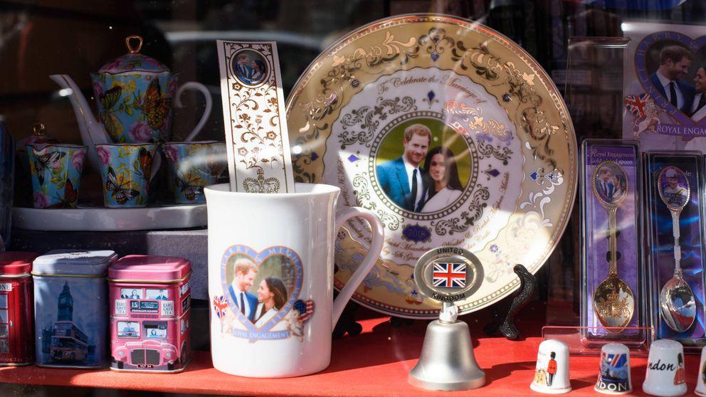 Del kitsch al horror: así es el merchandising de la boda de Harry y Meghan