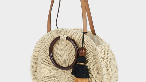 Te mereces este bolso de rafia de Parfois, vayas o no a la playa este verano
