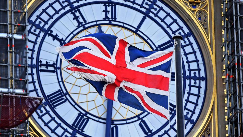 Reino Unido entró en recesión tras un desplome récord del 20% del PIB