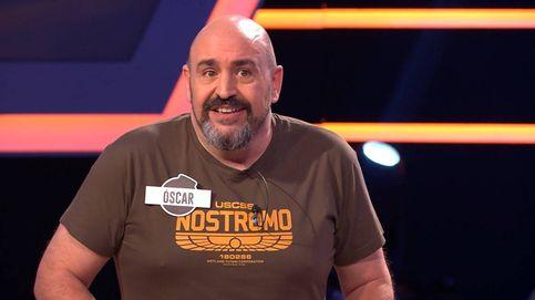 Óscar Díaz ('¡Boom!') vuelve a hacer  un pleno en la 'bomba clasificatoria'
