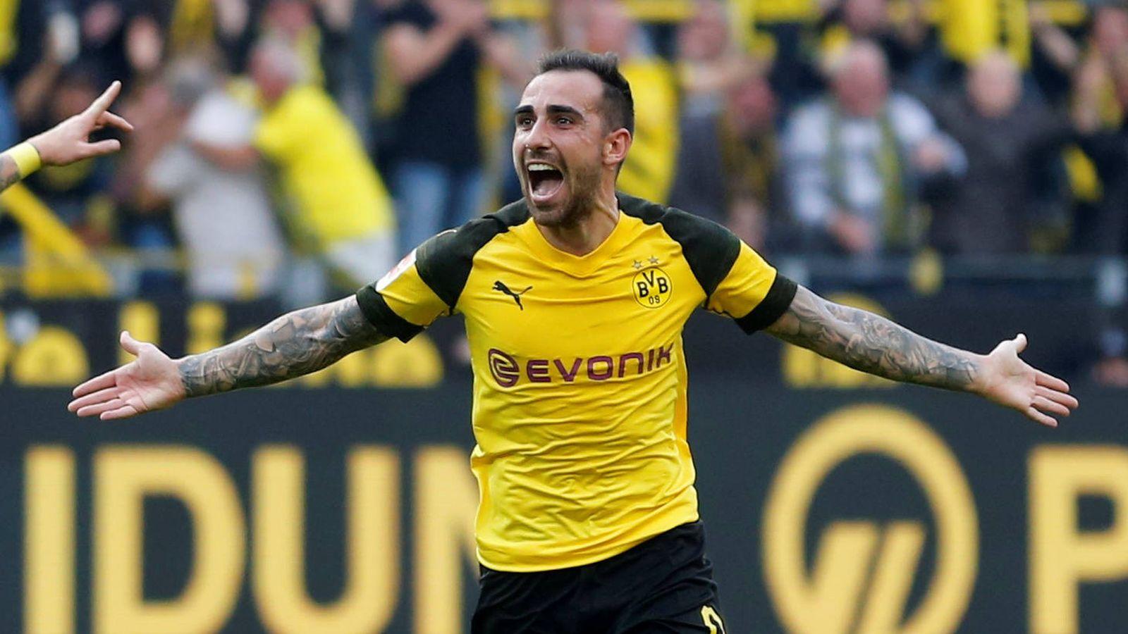 Foto: Alcácer lleva 8 goles en 235 minutos en la Bundesliga. Uno cada media hora. (Reuters)